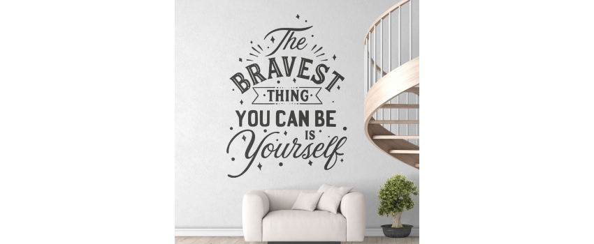 Why Wall Decals Quotes Are a New Trend?