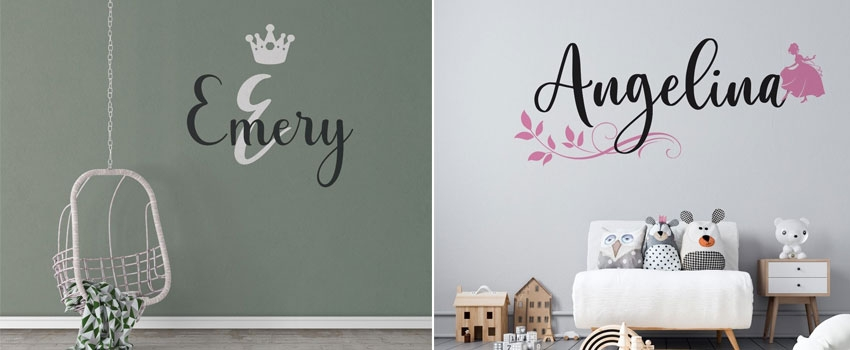 Wall Decal Ideas For Kids Room