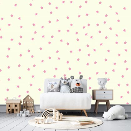 Star Wall Decals Pattern Vinyl Wall Sticker