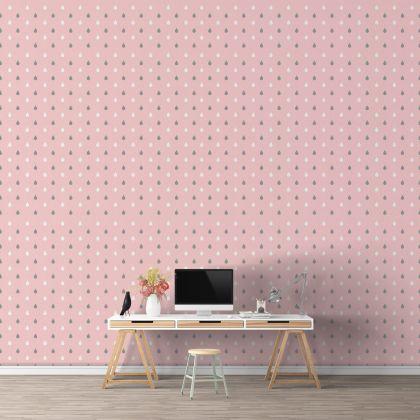 Raindrop Wall Decals Pattern Vinyl Wall Wall Art