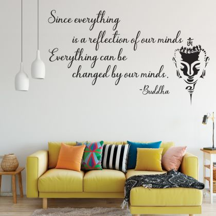 Buddha Wall Art for Wall Decal Buddha Statue Art