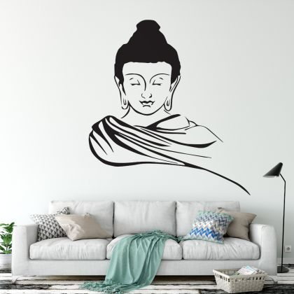 Buddha Wall Stickers for Buddha Wall Art Decal