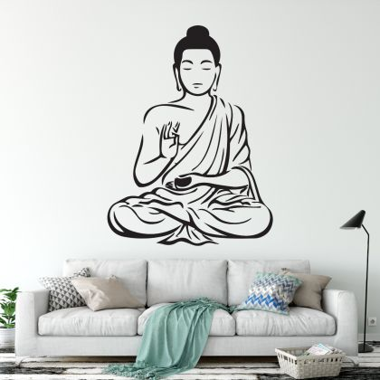 Buddha Wall Stickers for Buddha Wall Art