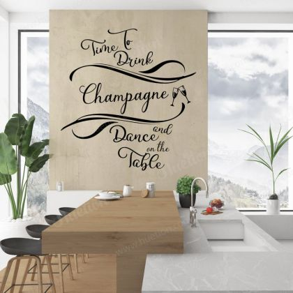 Kitchen Wall Stickers for kitchen Decal