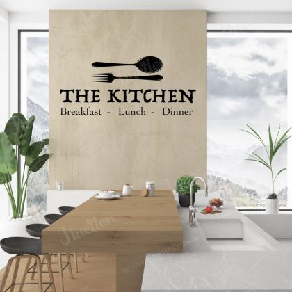 This Kitchen Wall Stickers for Kitchen Quote Wall Decals