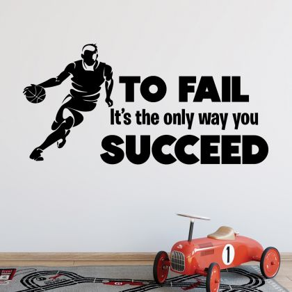 Basketball Wall Stickers for Kids Room