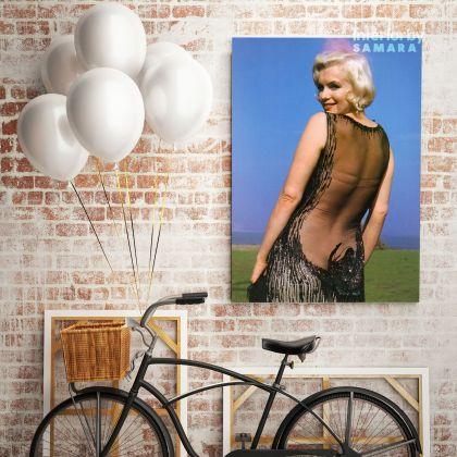 Marilyn Monroe Sexy Famous American Actress Model Singer Wall Artwork