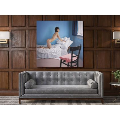 Women's Erotica Artworks by Owen Claxton Canvas Photo Print Home Decor Wall Mural Hangings Gift