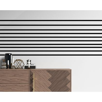 Set of 24 lines Geometric Pattern Wall Decal Abstract Wall Art