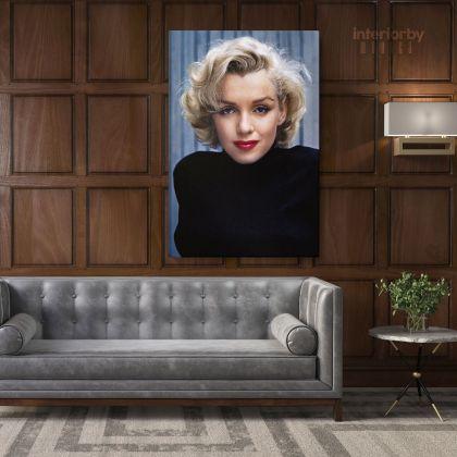 Marilyn Monroe Actress Canvas American Model Wall Artwork Hangings