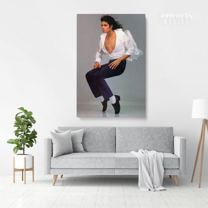 Michael Jackson Poster Canvas Michael Jackson Print Canvas