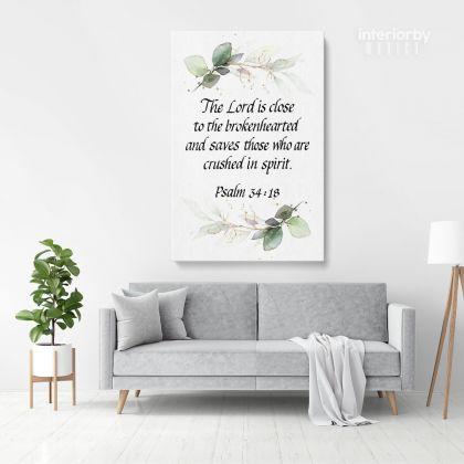 Bible Verse Christmas Gift Canvas Office Decor Scripture Art Decals Bible Quotes Holy Bible Print