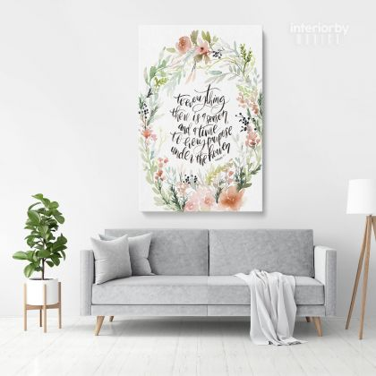 Bible Verse Canvas Office Scripture Wall Art Decals Quote Holy Bible Print Ready to Hang Christmas Gift