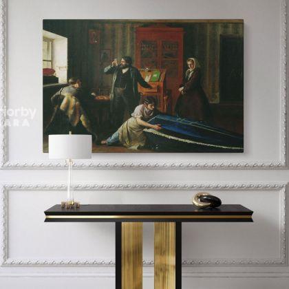 Henryk Hector Siemiradzki: Paitings Photo Giclee Print on Canvas
