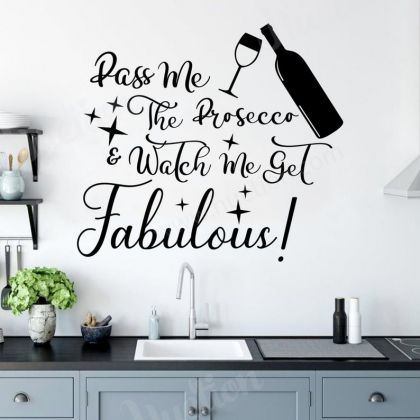 Kitchen Quote Wall Decor for Home