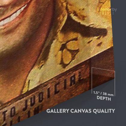 Pablo Escobar Mug Shot Glossy Poster Picture Photo Print Canvas Hypebeast Hip Hop Urban Graffiti Canvas