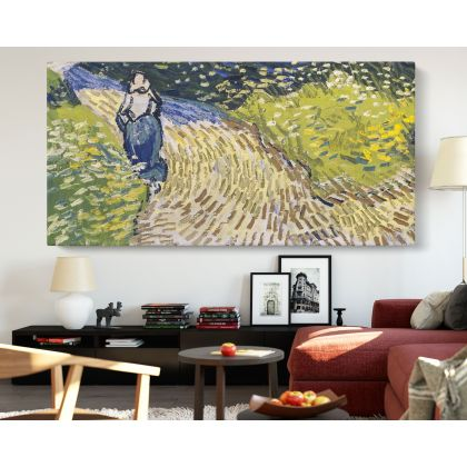 Vincent Van Gogh Painting Canvas Photo Print Posters Home Decor Living Room Wall Mural Hangings