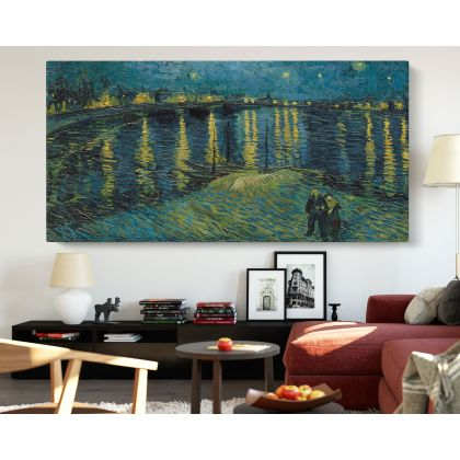Vincent Van Gogh Canvas Painting Photo Print Home Decor Living Room Wall Mural Hanging Gift