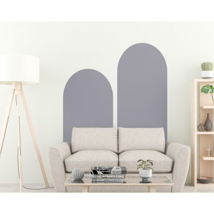 Set of 2 Boho Arches Wall Decal Nursery Wall Stickers