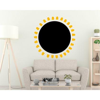 2 Colour Boho Sun Wall Decal Nursery Decor for Bedroom