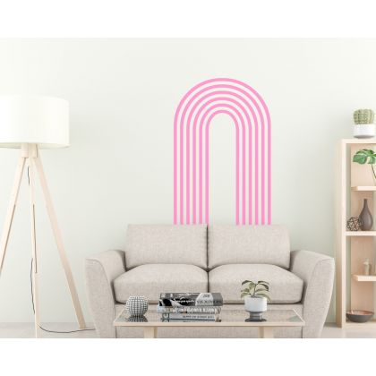 Boho Arches Wall Decal Bedroom Decor Nursery Wall Stickers
