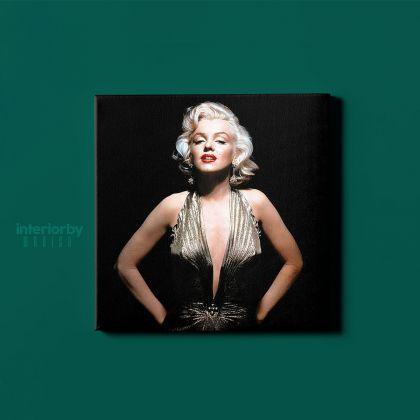 Marilyn Monroe Canvas Best American Model Canvas