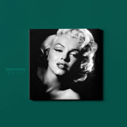 Marilyn Monroe Canvas American Model Wall Canvas