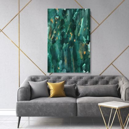 Modern Art Abstract Painting Art Photo Print on Canvas with Frame or Rolled Canvas Wall Mural Hangings