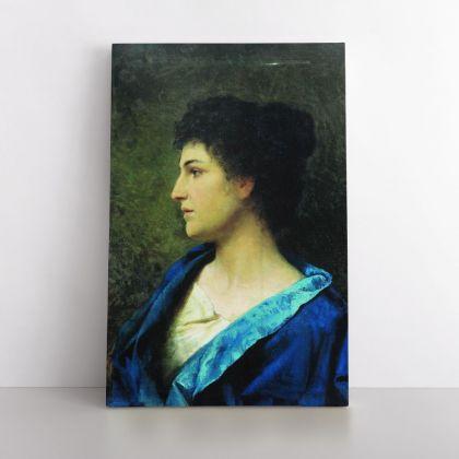 Henryk Hector Siemiradzki Paintings Huge Collection Female Art