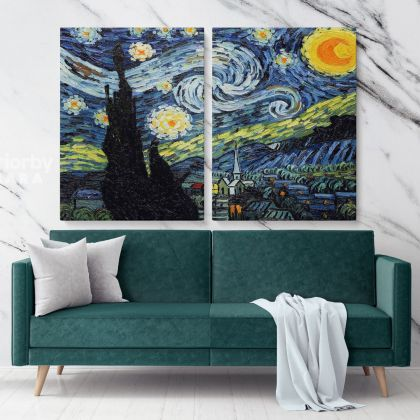 Famous Pablo Picasso Artworks Painting Photo Print on Canvas Home Decoration Wall Mural Gift
