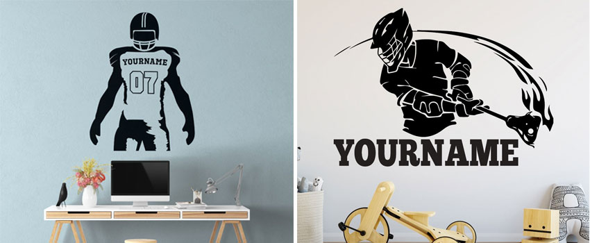 Get The Perfect Gamer Wall Decals For Kids Bedroom?