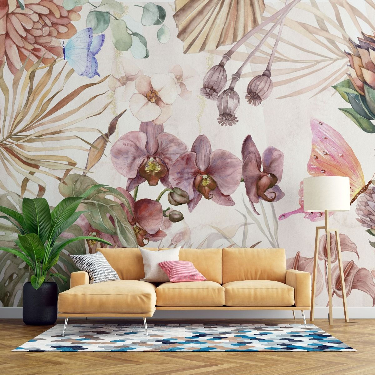 Feel Cosy and Stylish with Wall Decals for Bedroom