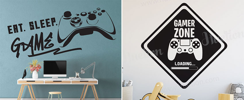 Top 10 Wall Decals From Huetion