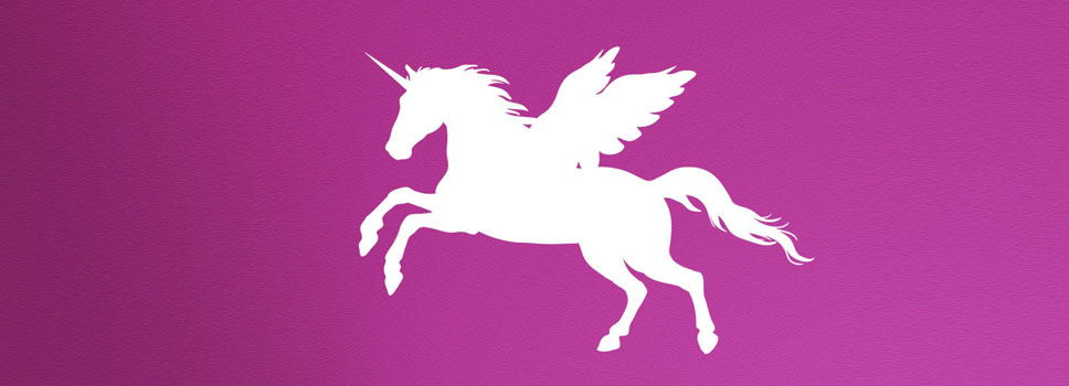 Unicorn Wall Stickers to Bring Rainbow Magic to Kids' Room