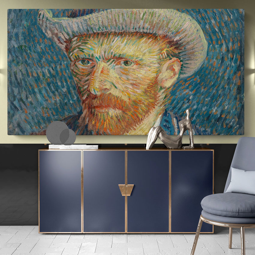 Pep Up Your Space with Unique Vincent Van Gogh Paintings