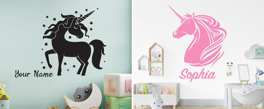 What Are The Perfect Wall Decals For Kids?