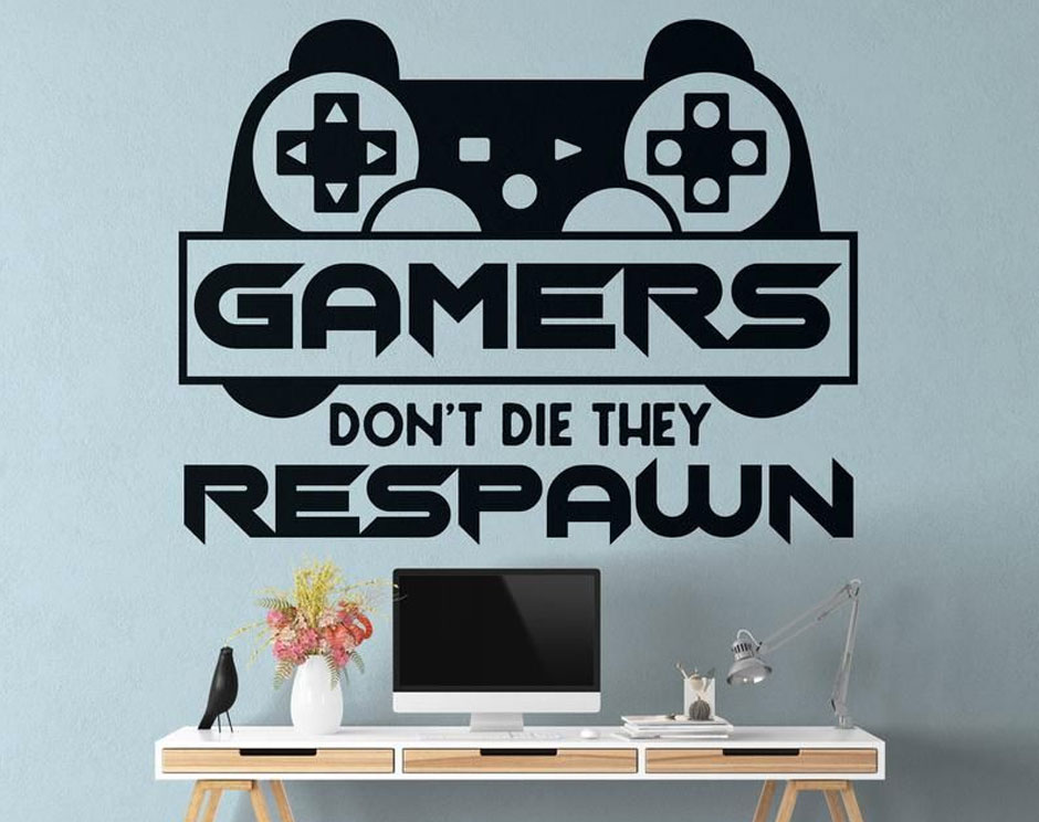 Video Game Wall Art to Inspire Your Gaming Skills